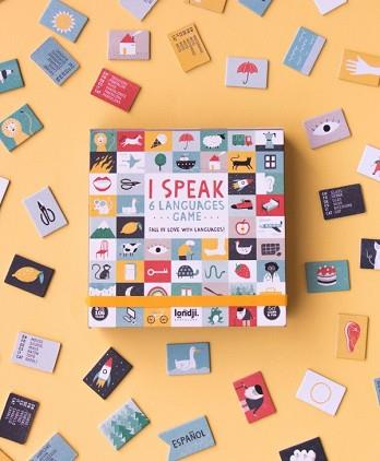 GAME I SPEAK 6 LANGUAGES | 8436580423212